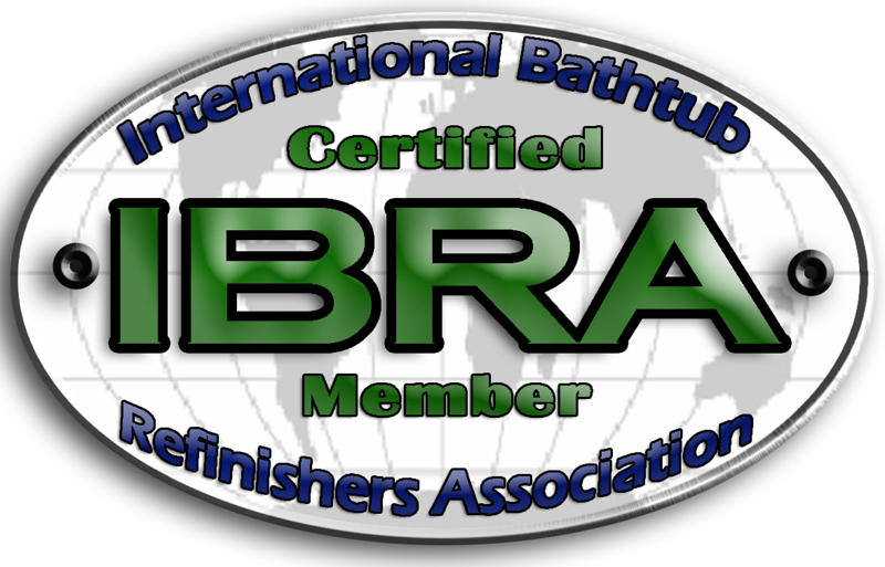 International Bathtub Refinishers Association Certified Member